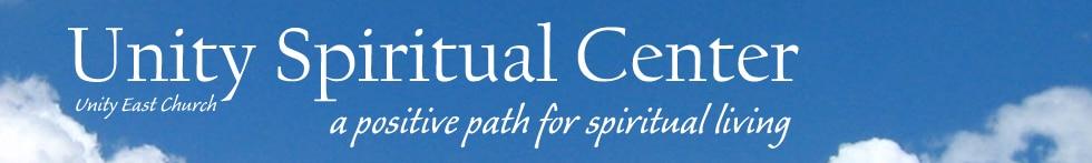 Unity East Church – A positive path for spiritual living